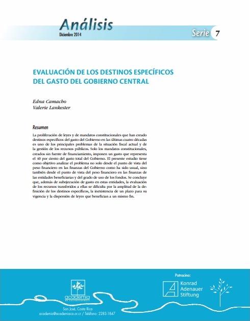 evaluacion-destinos-especificos-del-gasto-del-gobierno-central